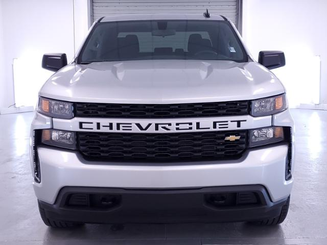 2021 Chevrolet Silverado 1500 Crew Cab 4x2, Pickup #TC122707 - photo 3
