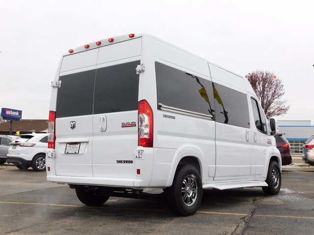 2014 ProMaster 2500 High Roof FWD,  Empty Cargo Van #CONSIGNMENT1 - photo 2