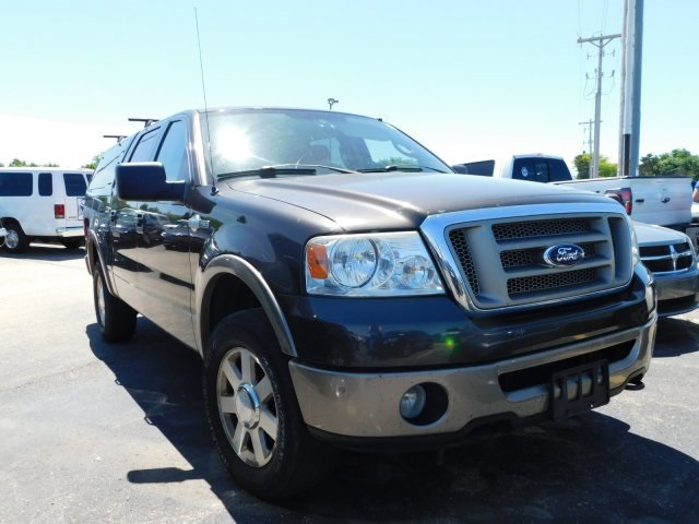 2006 F-150 Super Cab 4x4,  Pickup #FP12372A - photo 1