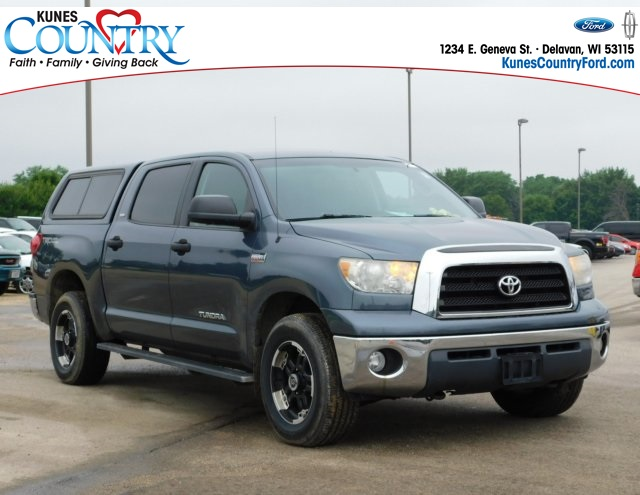 2007 Tundra Crew Cab 4x4,  Pickup #FP12626 - photo 1