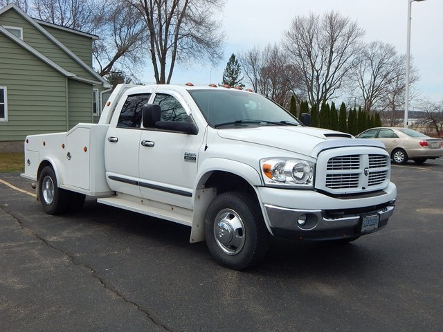 2007 Ram 3500 Quad Cab DRW 4x4,  Hauler Body #FP12789 - photo 1