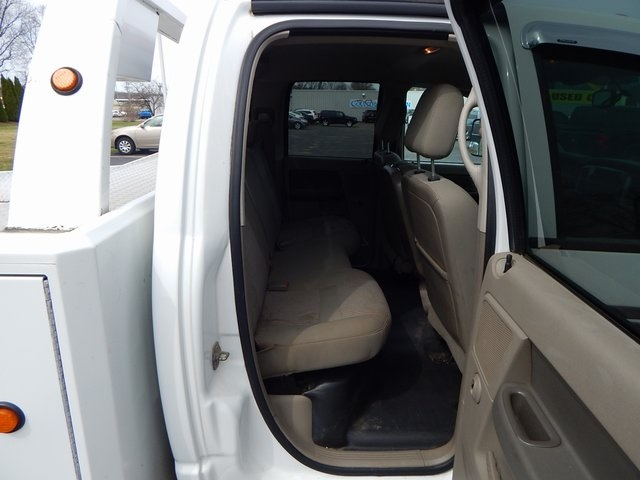 2007 Ram 3500 Quad Cab DRW 4x4,  Hauler Body #FP12789 - photo 13