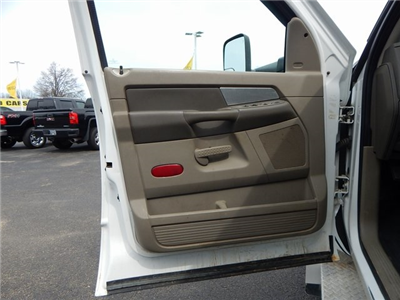 2007 Ram 3500 Quad Cab DRW 4x4,  Hauler Body #FP12789 - photo 18