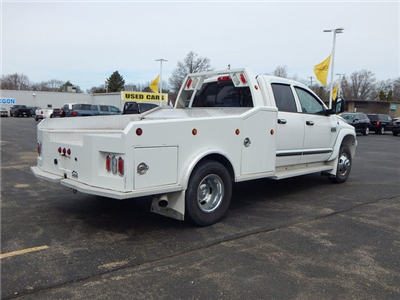 2007 Ram 3500 Quad Cab DRW 4x4,  Hauler Body #FP12789 - photo 2