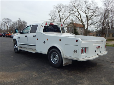 2007 Ram 3500 Quad Cab DRW 4x4,  Hauler Body #FP12789 - photo 7