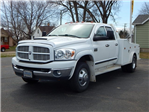 2007 Ram 3500 Quad Cab DRW 4x4,  Hauler Body #FP12789 - photo 9