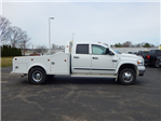 2007 Ram 3500 Quad Cab DRW 4x4,  Hauler Body #FP12789 - photo 3