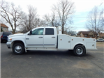 2007 Ram 3500 Quad Cab DRW 4x4,  Hauler Body #FP12789 - photo 8