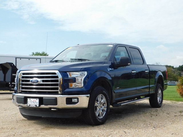 2016 F-150 SuperCrew Cab 4x4,  Pickup #FP13001 - photo 9