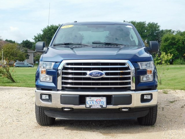 2016 F-150 SuperCrew Cab 4x4,  Pickup #FP13001 - photo 10
