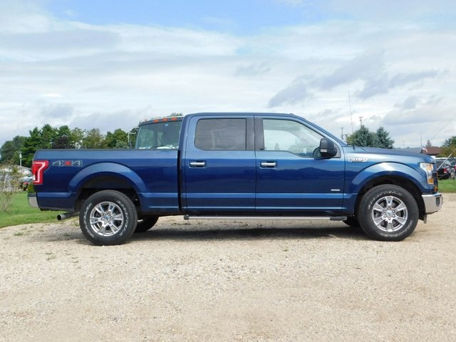 2016 F-150 SuperCrew Cab 4x4,  Pickup #FP13001 - photo 3