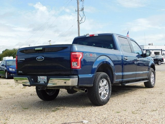 2016 F-150 SuperCrew Cab 4x4,  Pickup #FP13001 - photo 2