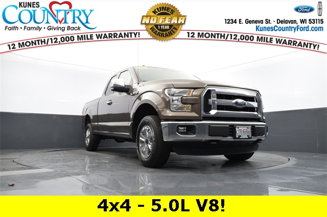 2015 F-150 Super Cab 4x4,  Pickup #FP13009 - photo 1