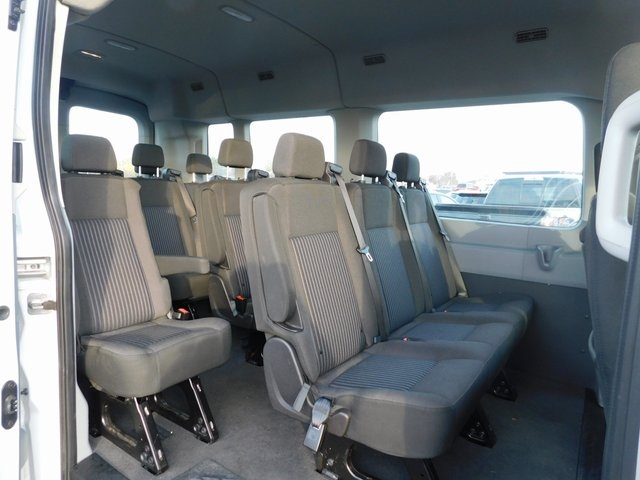2018 Transit 350 Med Roof 4x2,  Passenger Wagon #FP13230 - photo 11