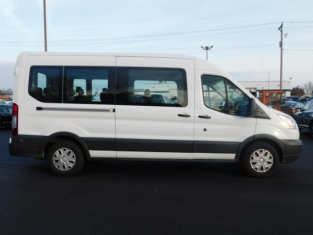 2018 Transit 350 Med Roof 4x2,  Passenger Wagon #FP13230 - photo 1