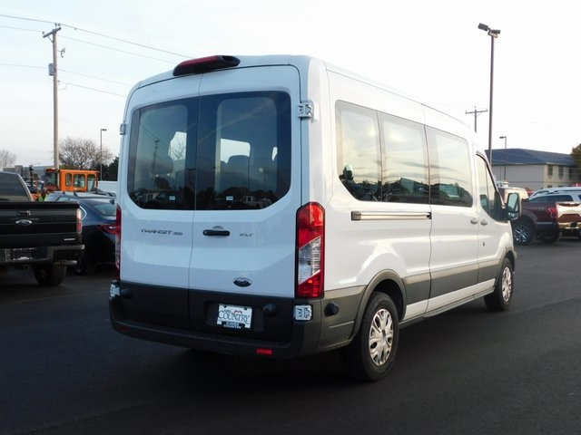 2018 Transit 350 Med Roof 4x2,  Passenger Wagon #FP13230 - photo 6