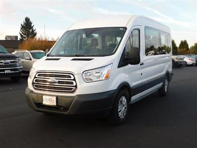 2018 Transit 350 Med Roof 4x2,  Passenger Wagon #FP13230 - photo 7