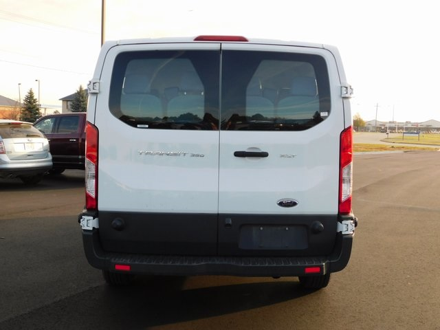 2017 Transit 350 Low Roof 4x2,  Passenger Wagon #FP13285 - photo 2
