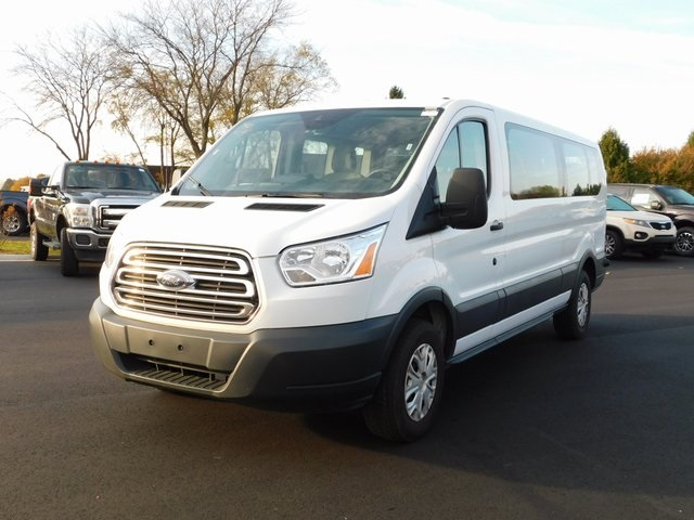 2017 Transit 350 Low Roof 4x2,  Passenger Wagon #FP13285 - photo 7