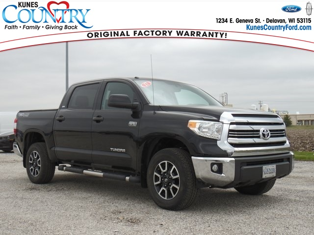 2017 Tundra Crew Cab 4x4,  Pickup #FP13390 - photo 1