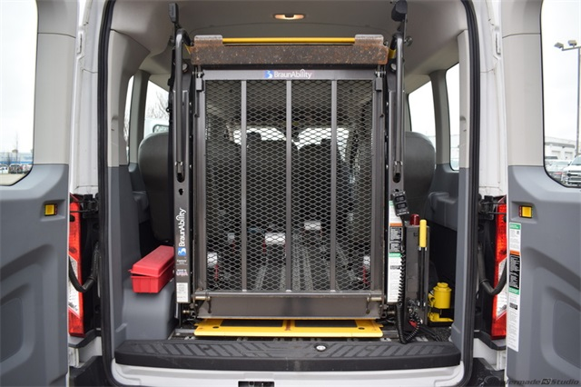 2016 Ford Transit 350 Med Roof 4x2, Mobility #FP15315 - photo 1