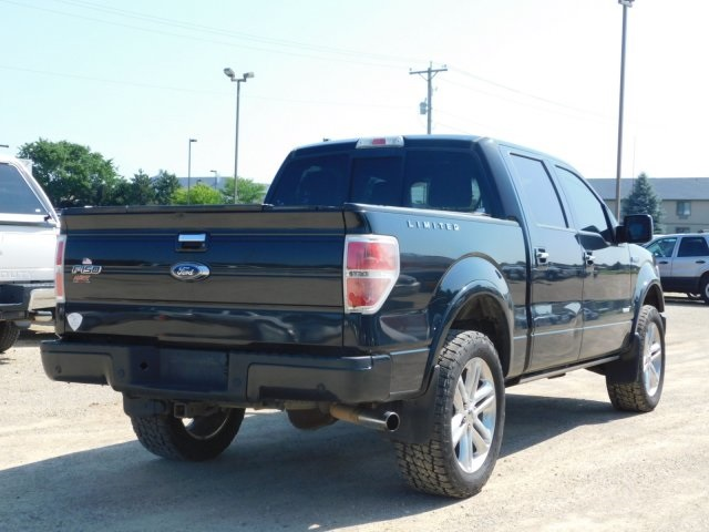 2013 F-150 SuperCrew Cab 4x4,  Pickup #FT11030A - photo 2