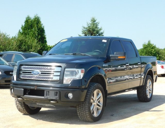 2013 F-150 SuperCrew Cab 4x4,  Pickup #FT11030A - photo 14