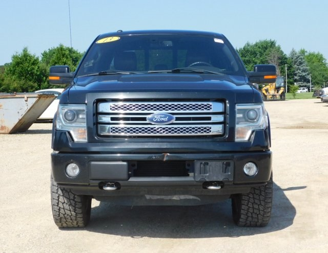 2013 F-150 SuperCrew Cab 4x4,  Pickup #FT11030A - photo 15