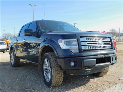 2013 F-150 SuperCrew Cab 4x4,  Pickup #FT11030A - photo 4