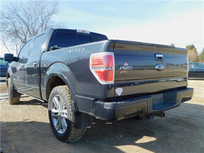 2013 F-150 SuperCrew Cab 4x4,  Pickup #FT11030A - photo 10