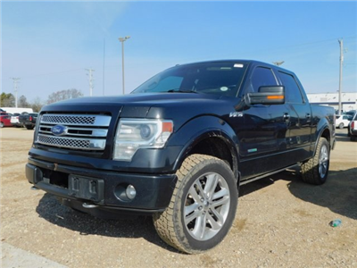 2013 F-150 SuperCrew Cab 4x4,  Pickup #FT11030A - photo 12
