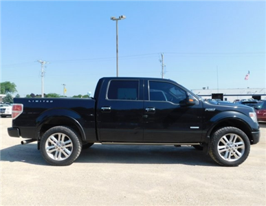 2013 F-150 SuperCrew Cab 4x4,  Pickup #FT11030A - photo 3