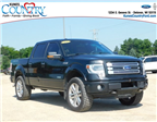 2013 F-150 SuperCrew Cab 4x4,  Pickup #FT11030A - photo 1