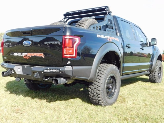 2017 F-150 SuperCrew Cab 4x4,  Pickup #FT11074 - photo 11