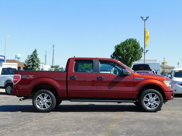 2014 F-150 SuperCrew Cab 4x4,  Pickup #FT11325B - photo 3