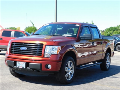 2014 F-150 SuperCrew Cab 4x4,  Pickup #FT11325B - photo 8