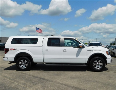 2013 F-150 SuperCrew Cab 4x4,  Pickup #FT11481A - photo 3