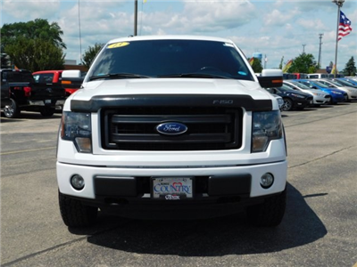 2013 F-150 SuperCrew Cab 4x4,  Pickup #FT11481A - photo 5