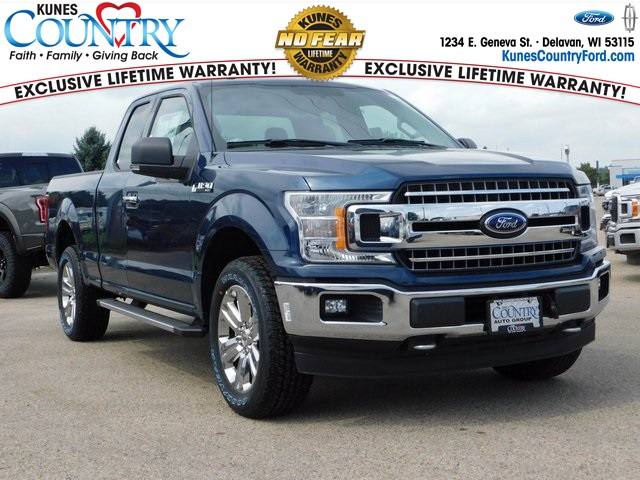 2018 F-150 Super Cab 4x4,  Pickup #FT11539 - photo 1