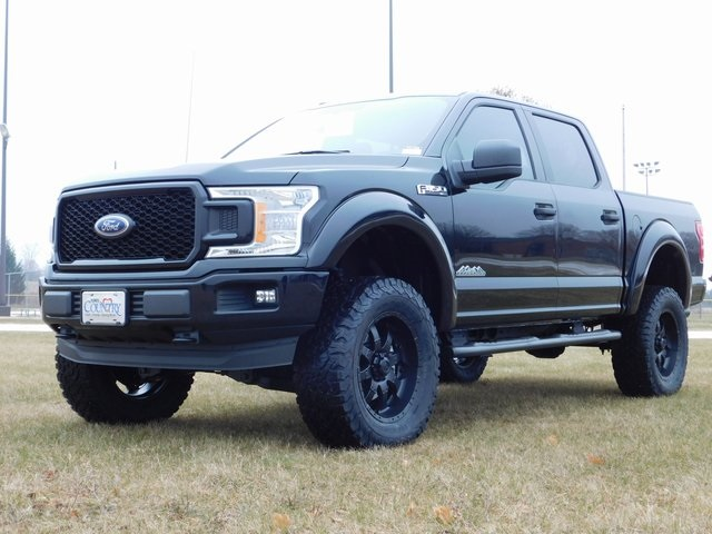 2018 F-150 SuperCrew Cab 4x4,  Pickup #FT11562 - photo 7