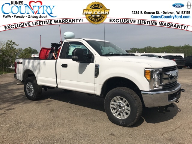 2017 F-250 Regular Cab 4x4,  Pickup #FT11620 - photo 1