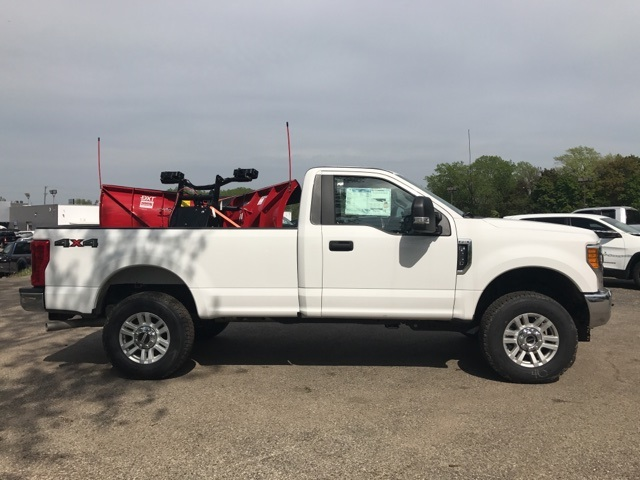 2017 F-250 Regular Cab 4x4,  BOSS Pickup #FT11620 - photo 3