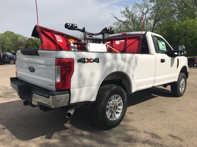 2017 F-250 Regular Cab 4x4,  BOSS Pickup #FT11620 - photo 2