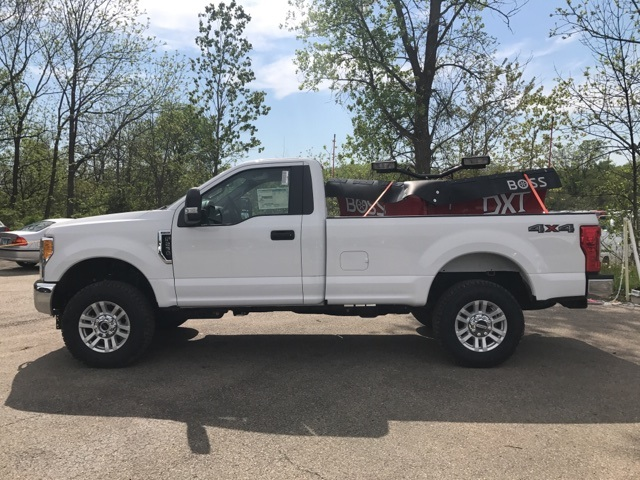 2017 F-250 Regular Cab 4x4,  BOSS Pickup #FT11620 - photo 6