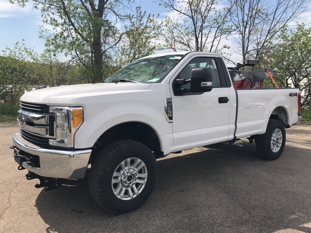2017 F-250 Regular Cab 4x4,  BOSS Pickup #FT11620 - photo 7
