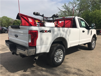2017 F-250 Regular Cab 4x4,  Pickup #FT11620 - photo 2