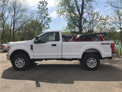 2017 F-250 Regular Cab 4x4,  Pickup #FT11620 - photo 6