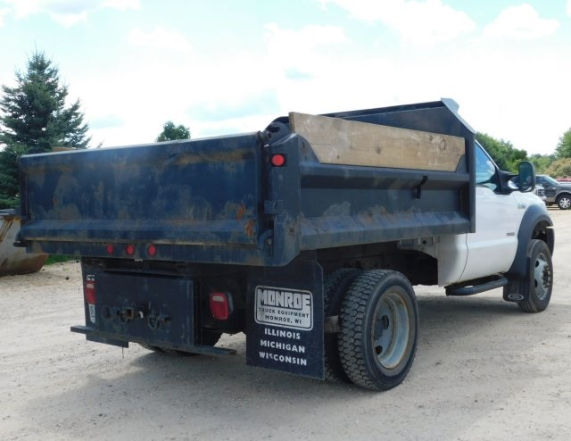 2006 F-450 Regular Cab DRW 4x4,  Dump Body #FT11621A - photo 2