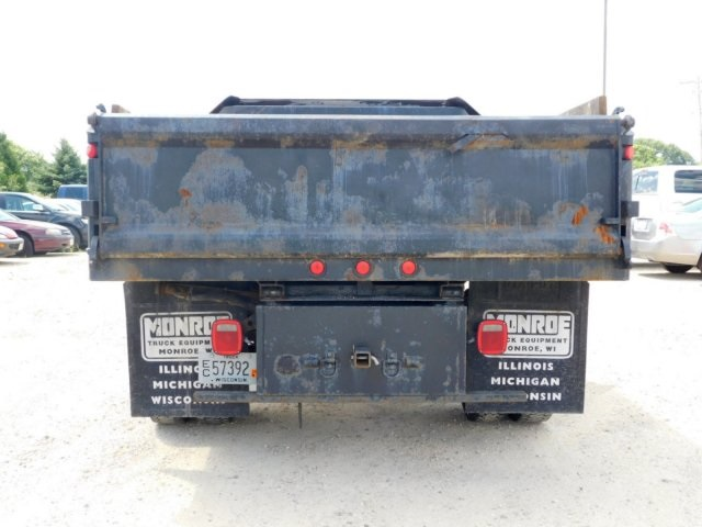 2006 F-450 Regular Cab DRW 4x4,  Dump Body #FT11621A - photo 9