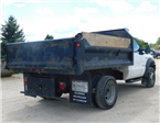 2006 F-450 Regular Cab DRW 4x4,  Dump Body #FT11621A - photo 1